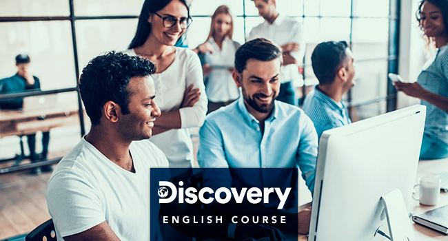 Discovery English Course